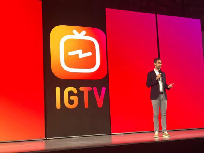 Instagram TV (IGTV) – Video App by Instagram