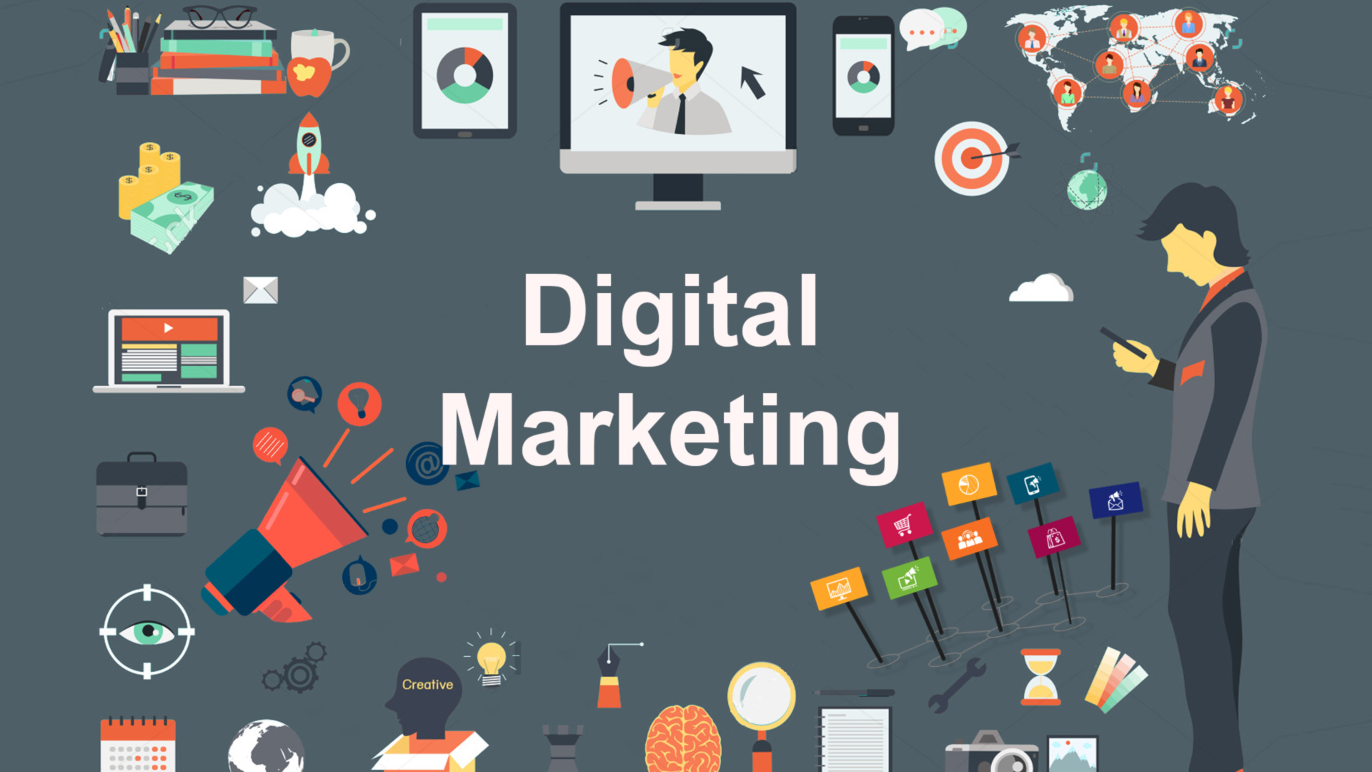 Best Digital Marketing Companies In Gurgaon | Top ROI Digital Marketing